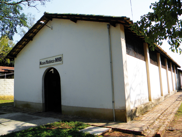 O Museu Histórico do Instituto Butantan