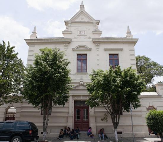 A fachada do Museu Emílio Ribas do Instituto Butantan