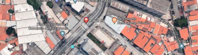 Rua Butantã