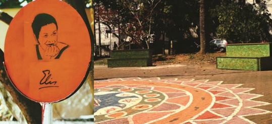 Praça Elis Regina Butantã